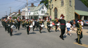 RDTC Parade